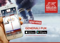 Spojte síly ve hře Generali PUK a dotáhněte HC Olomouc na vrchol!