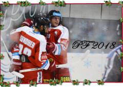 HC Olomouc přeje krásné prožití vánočních svátků a šťastný nový rok!