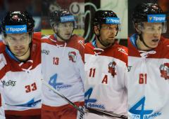 V Olomouci končí čtveřice hráčů. Pokračovat nebudou bratři Mikúšovi, Skrbek a Fořt