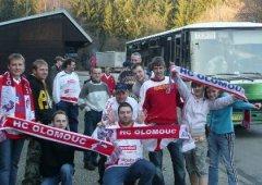 Fan Club pořádá úvodní výjezd roku 2013, vyrazte na krajské derby do Šumperka