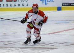 Těším se na novou sezónu, snad si zahrajeme play-off, doufá Daniel Paťava