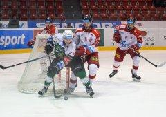 Olomouc v úvodu play-out nestačila na Karlovy Vary, rozhodla třetí třetina