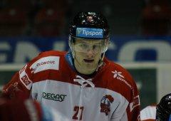 Velký návrat! Do Olomouce se po dvou letech vrací Alex Rašner