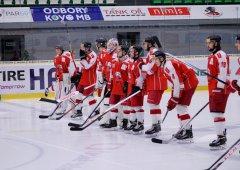 Poslední zápas základní části zakončili junioři prohrou na ledě Litvínova