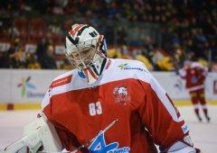 Brankář Martin Falter v Olomouci pokračovat nebude