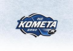 Kohouti v posledním domácím zápase základní části deklasovali Kometu sedmi góly!