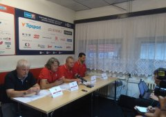 Tisková konference: Cíl je jasný, Kohouti chtějí do play-off