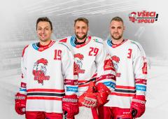 Pokračují v Olomouci: Jan Lukáš, David Škůrek a Lukáš Nahodil