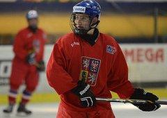 Zahrát si proti USA je sen každého malého hokejisty, říká reprezentant Ludvík Rutar