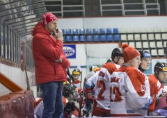 Junioři do nové sezóny vstoupili těsnou porážkou na ledě Litvínova