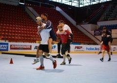 FOTO: Dřina na suchu odstartovala! Trenéři přemýšlí i o teambuldingu na Libavé
