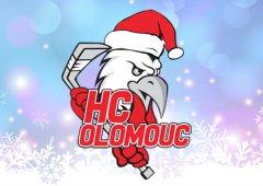 Klub HC Olomouc přeje veselé Vánoce a šťastný nový rok