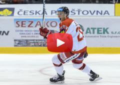VIDEO: Za góly vděčím spoluhráčům, jsme dobře sehraní, libuje si Aleš Jergl