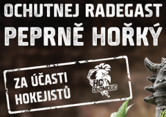 Hráči Olomouce budou čepovat peprně hořké pivo