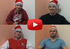 VIDEO: Vánoční dotazník! Zabít kapra? A co zazpívat koledu?
