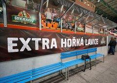 Místo trestné chodí hráči na Extra hořkou lavici