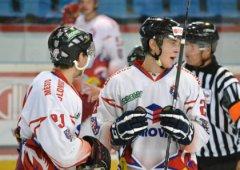 Juniorka porazila Kometu Brno, v moravském derby rozhodovaly nájezdy