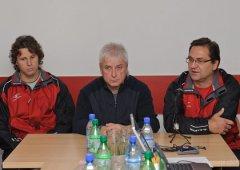 Tisková konference: Jedničkou bude Štefan Žigárdy