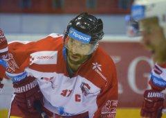 Byli jsme všude později, konstatoval po utkání s Pardubicemi Martin Vyrůbalík
