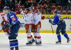 Skvostný vstup Hanáků do prvního zápasu přinesl tři body! Olomouc ve Zlíně vyhrála 4:1