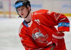 Joshua Mácha zářil v Olomouci i v Jihlavě: Chci být hlavně platným hráčem