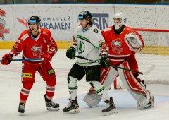 Hanáci nestačili počtvrté v sezoně na Boleslav, rozhodla třetí část