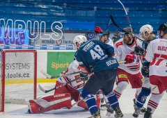 Olomouc zakončila základní část porážkou, v Plzni dostala 9 gólů