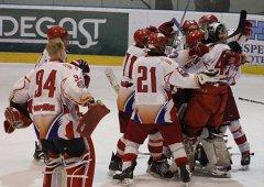 Olomouc slaví postup do čtvrtfinále, Slavii v posledním vzájemném utkání pokořila