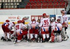 Mladší dorost vysoko prohrál na ledě Vítkovic