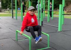 #HokejDoma - Workoutové høištì II