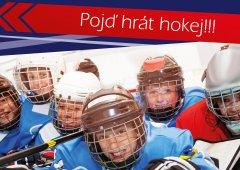 Nábor mladých hokejistù