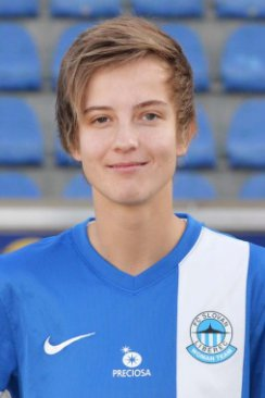 Andrea Jarchovská #9
