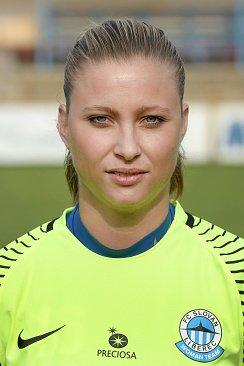 Monika Rychtaříková #16