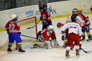 B-tým mladšího dorostu vyučoval v Brumově-Bylnici produktivitu, vyhrál 5:2 a znovu vede nadstavbu
