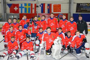 Hráči osmé třídy se loučili se sezónou v Praze