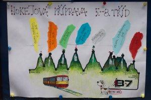 Hokejov� B7 � inspirace zn�m�m Beskydsk�m Ultra trailem