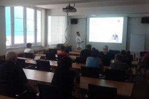 Mladí brankáři HC RT TORAX se zájmem naslouchali na semináři ČSLH novým trendům
