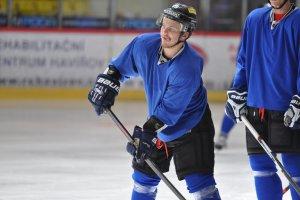 V hokeji musíte být pořád pod tlakem, přiznává Samuel Ollender
