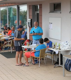 Tenisový AZ Open je na programu již tuto sobotu