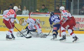Skvělá přestřelka s dobrým koncem pro Draky, Porubu porazili počtvrté v sezóně!