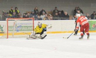 Šumperští hokejisté opět prohráli v Opavě