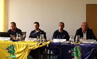 Tisková konference: Šumperk chce hrát do druhého místa a dát šanci mladý hráčům