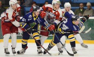 Bitvu jako ze staré hokejové školy ovládl Šumperk