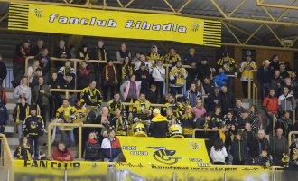 Poslední zápas před Vánocemi odehrají Draci v Moravských Budějovicích