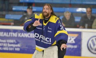 Skvělý MAREK PEKSA vychytal čtvrté vítězství a věří v důvěru šumperských fanoušků