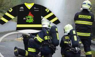 Draci proti Žďáru vzdají hold hasičům