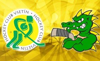 Po ostravském turnaji cesta na Lapač, Draci vyzvou Vsetín