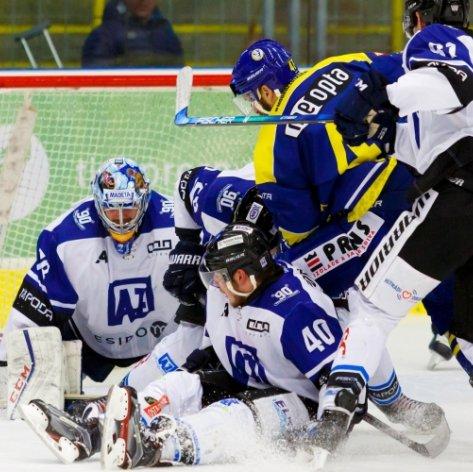 V Havířově tým Zubrů neuspěl, porážka vzala naději na domácí začátek play-off