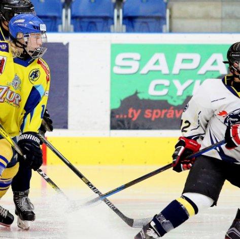 Mladší dorost se mohl přiblížit play-off, po porážce ve Vsetíně však musí dál bojovat