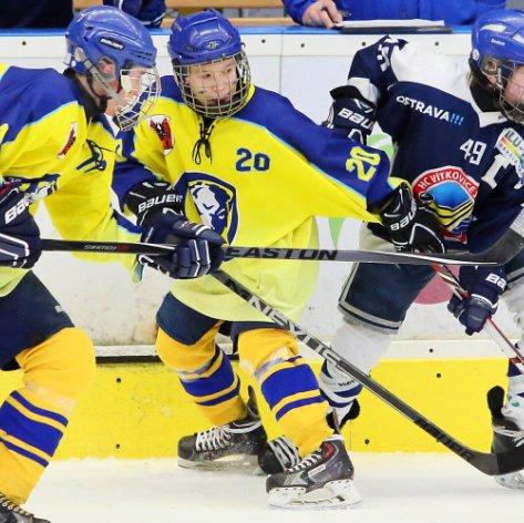 První venkovní výhra v nadstavbě, mladší dorost ukořistil tři body na ledě Vítkovic!